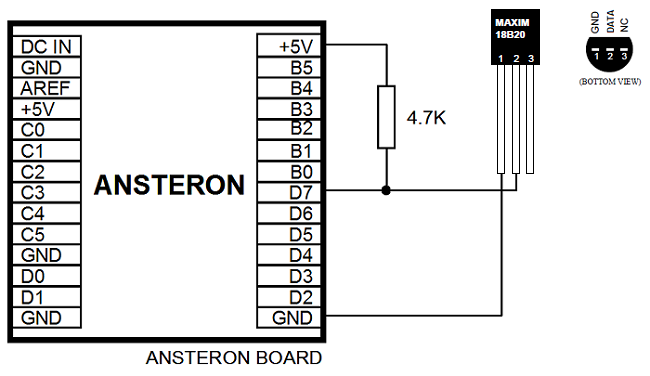 4 7 K Pull Up Resistor on digitalpotentiometer